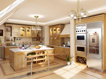 分类:欧式厨房模型 贴图,整体厨房模型,餐具及厨房饰品模型,max